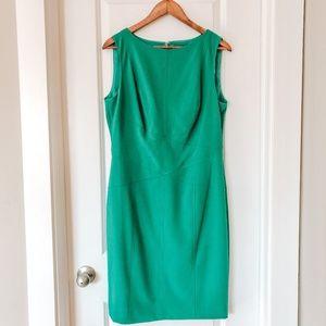 LAUREN by RALPH LAUREN Cambridge Green Dress